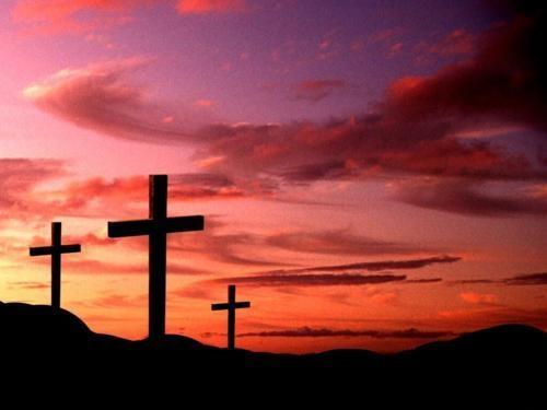 as três cruzes do calvário igreja Ágape vivendo o amor de cristo